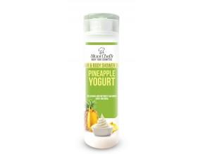 Jogurt s ananasem - sprchovy gel