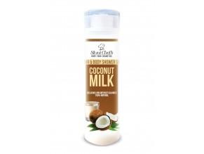 Kokosove mleko -sprchovy gel