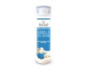 Vanilkova zmrzlina - gel