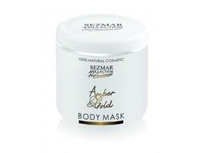 Jantar-zlato maska