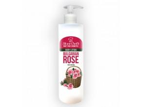 Bulharska ruze - telove mleko