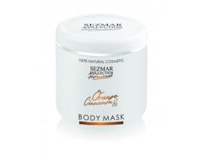 Pomeranc&Skorice - maska