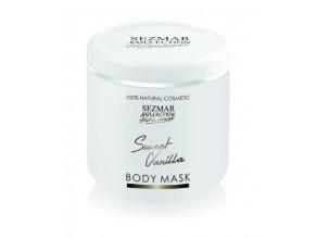 Sladka vanilka - maska