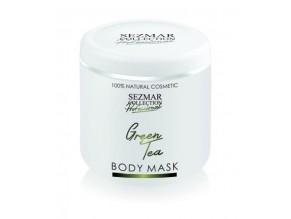 Zeleny caj - maska
