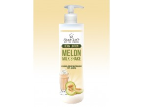 Melounovy mlecny sejk - telove mleko